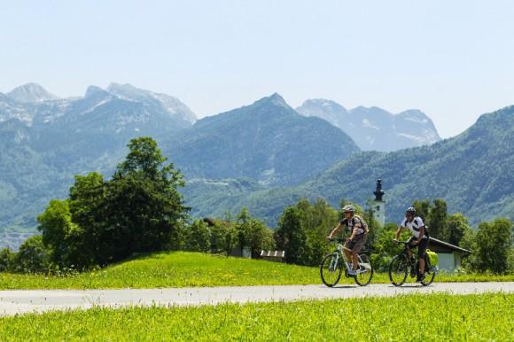 Kerékpártúra a Magas Tauern Nemzeti Parkban