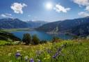 Alpesi családi biciklis nyaralás - könnyű túrák