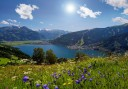 Alpesi családi biciklis nyaralás