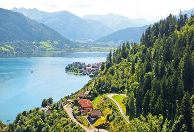 Krimml vízeséstől Salzburgig - kényelmes
