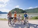 Kerékpártúra a Duna mentén Passau-Bécs - 7éj