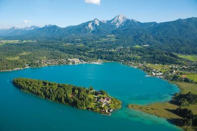 Karintiai tavak és a Dráva mentén - kényelmes