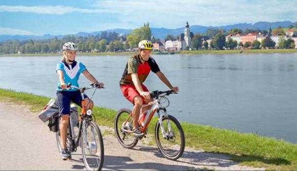 Duna menti kerékpártúra Passau Bécs - 4éj