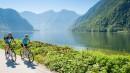 Kerékpártúra a salzkammerguti tavak között