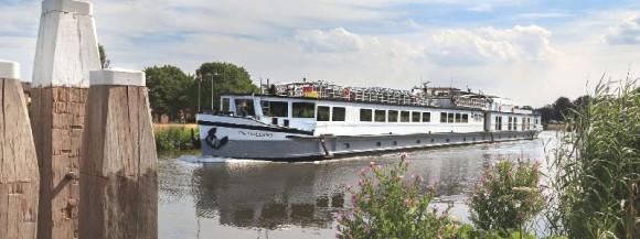 Hollandia körutazás hajóval és kerékpáron