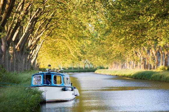 Időutazás a Canal du Midi mentén