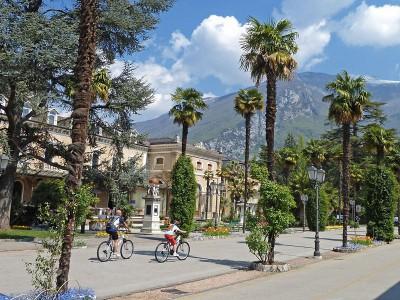 Dél Tirol Garda tó kerékpártúra