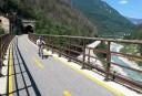 Biciklitúrák a millenniumi vasútvonalon - Tarvisio