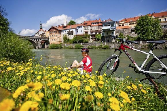 Murau családi kerékpáros nyaralás és wellness
