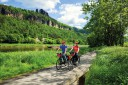 Kerékpártúra Prága Drezda Moldva Elba mentén