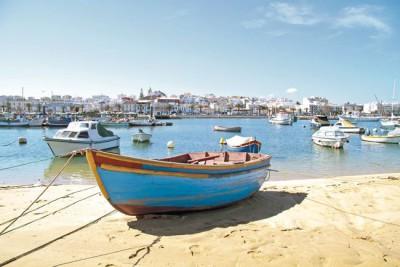 Trans Algarve - kerékpárral a portugál tengerparton