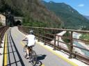 Biciklitúra a millenniumi vasút nyomán