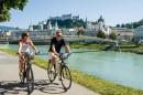 Nagy Alpok Adria kerékpártúra Salzburg Grado
