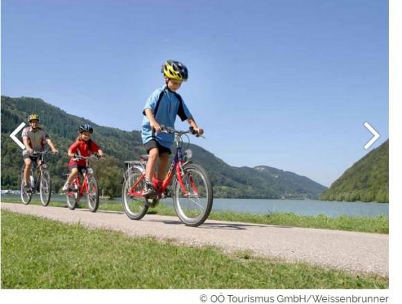 Duna menti rövid családi kerékpártúra