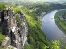 Az Elba-folyó mentén Németországban