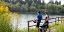 Murau családi kerékpártúrák a Mura-folyó mentén