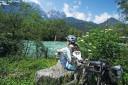 Kerékpártúra a Dráva folyó mentén Ausztria