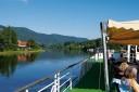 Prága Moldva Elba hajóval és kerékpáron