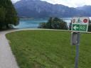 Salzkammergut Wolfgangsee kerékpártúrák
